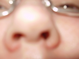 Nose picture